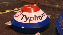 Typhoon Cadet pits