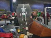 Skeleton Undertaker