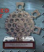 Best design s2 trophy
