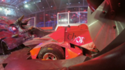 Rogue Matilda and Dead metal vs Concussion and Thor