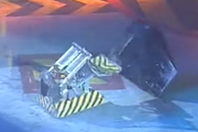 Behemoth flips UFO