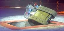 X-Terminator vs Panzer Wraith