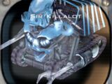 Sir Killalot/Robot Wars: Arenas of Destruction