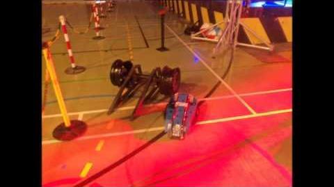 Robots Live Cannock 2016