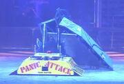 Panic attack manta