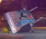 X-terminator 2 self righting