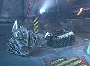 Terror bull dead metal