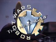 Robot Wars - The Making of Logo