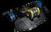 Pulsar turntable