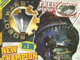 Robot Wars: The Official Magazine/Issue 6