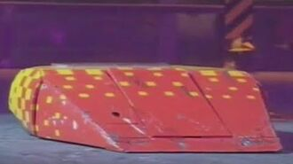 Firestorm II - Series 4 All Competition Fights - Robot Wars - 2000