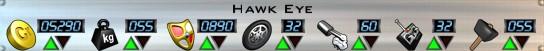 Hawk Eye Stats