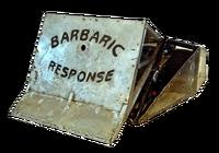BarbaricResponse