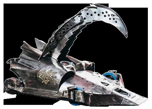 Razer | Robot Wars Wiki | FANDOM powered by Wikia