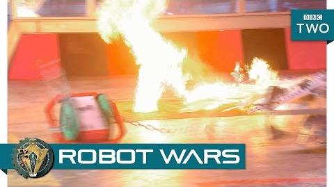 """I love the smell of the Robot Wars arena in the morning"" - Robot Wars 2017 Episode 1 Preview - BBC"