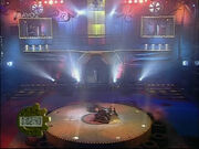 Robot Wars Sumo Basho Arena
