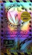 Robot Wars First World Championship VHS