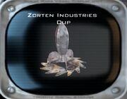 Zorten Industries' Cup