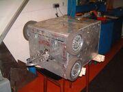 X box rear