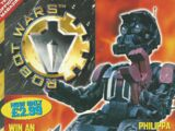 Robot Wars: The Official Magazine/Issue 5