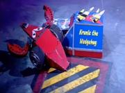 Kronic flips thermidor