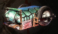 Terror Turtle