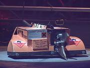 Agent orange arena