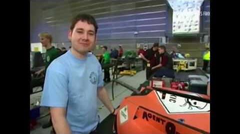 Robot Wars Series 3 Heat C