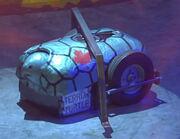 Terror Turtle EX2