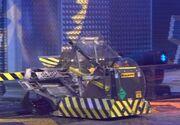 Behemoth pins Razer EX1 1