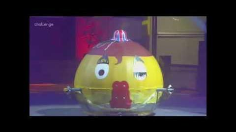 Robot Wars Robot History Destruct-A-Bubble