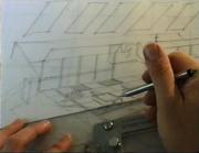Robot wars arena design sketch