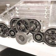 Rapid gears