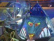 Aggrobot Razer House Robots