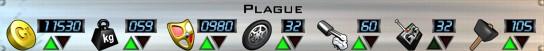 Plague Stats