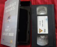 First great war vhs and cover