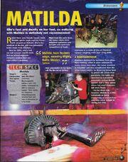 Matilda URR Mag