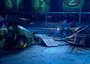 Ming 2 vs house robots