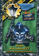 Scandinavian Sir Killalot and the House Robots DVD Swedish