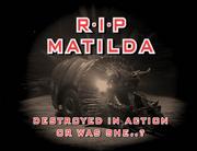 Matilda tribute