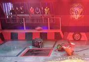 Behemoth vs Minibot
