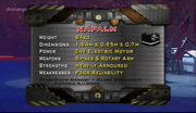 Napalm 2 ext1 stats