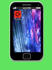 Restart App