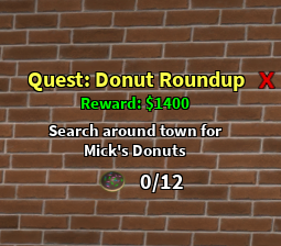 Quest: Doughnut Roundup! | RoCitizens Wiki | FANDOM powered