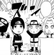 Équipe Kakashi Manga