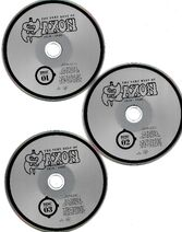 Saxon, BestSaxon.cd