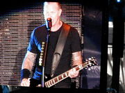 James Hetfield (Pinkpop 2014)