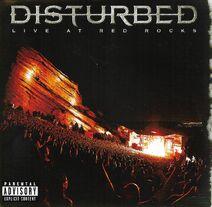 Disturbed, LiveRedRock