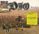 Dio live at Donington UK. 1983 and 1987