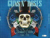 GunsNRoses, BroadcastCollection
